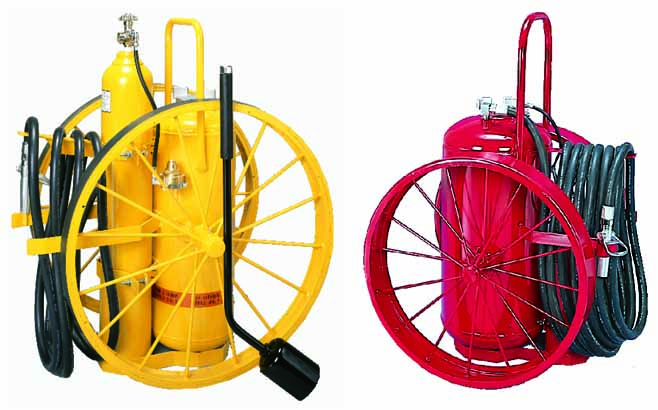 keystone wheeled fire extinguishers